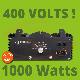 OCL Complete Lamp 400V