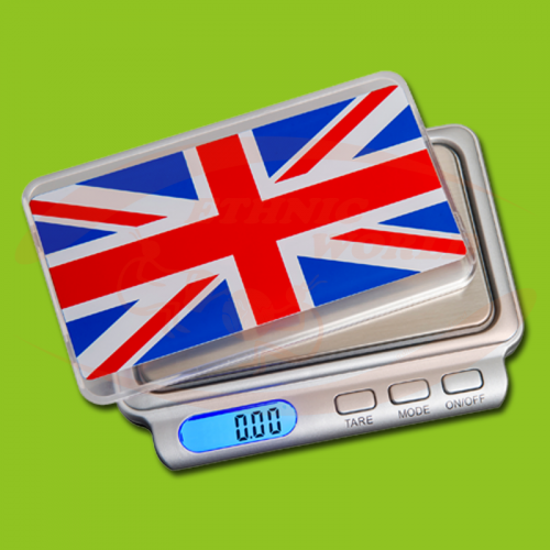 On Balance Union Jack Tray