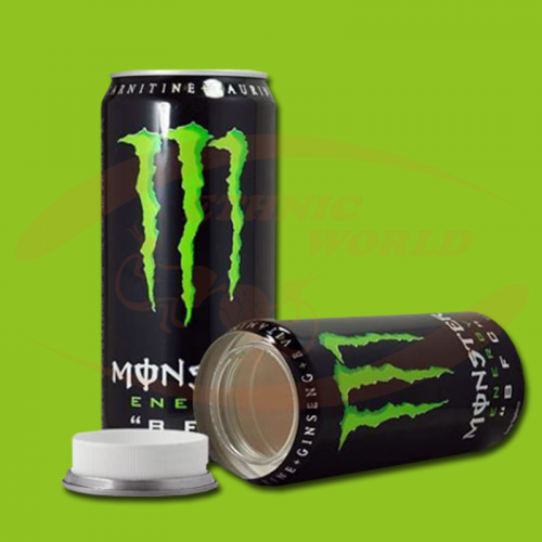 Stash Can Monster