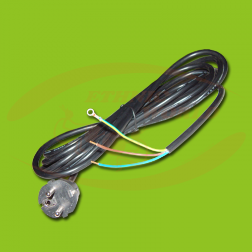 Power Cable with EU Plug