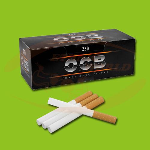 OCB Cigarette Tubes Premium