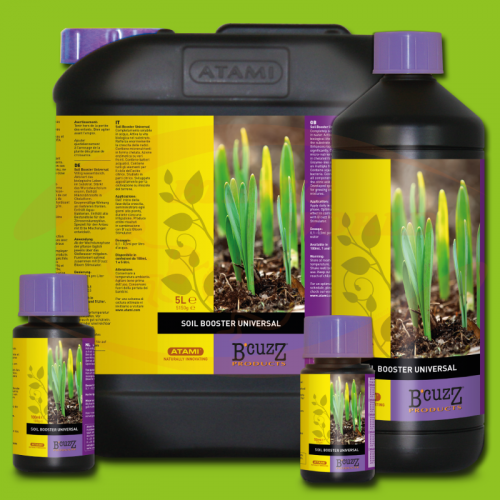 Bcuzz Booster Universal Soil