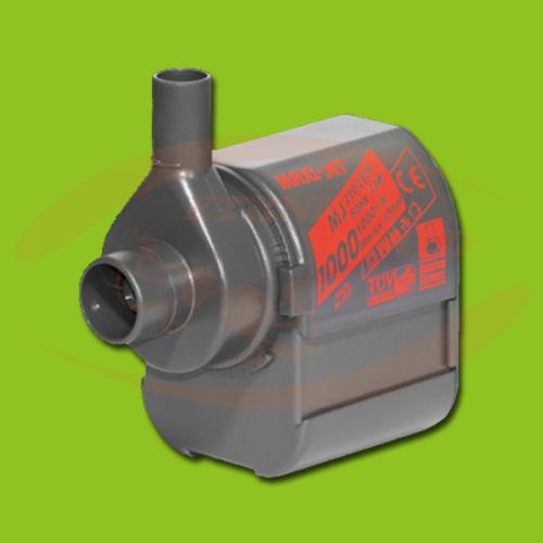 Pump 1000 l/h - Hmax 1.5m - MJ1000 (Nutriculture)