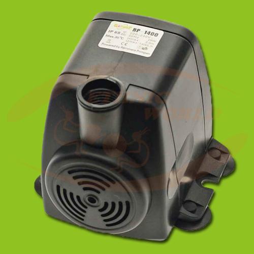 Pump 1400 l/h - Hmax 2.0m - RP-1400