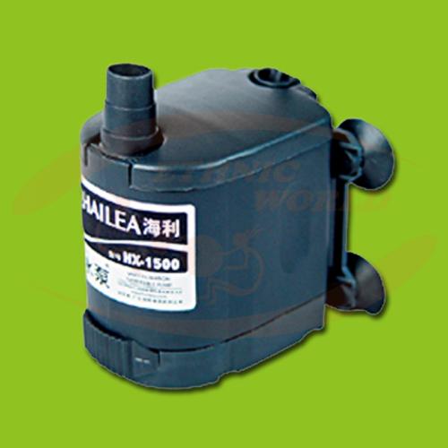 Pump 400 l/h - Hmax 0.7m - HX-1500