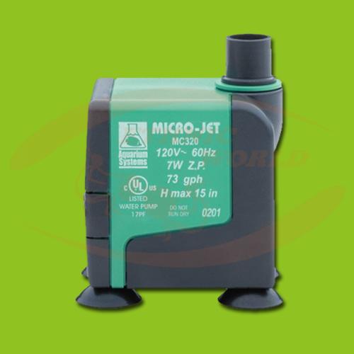 Pump 320 l/h - Hmax 0.45m - MC320 (Nutriculture)
