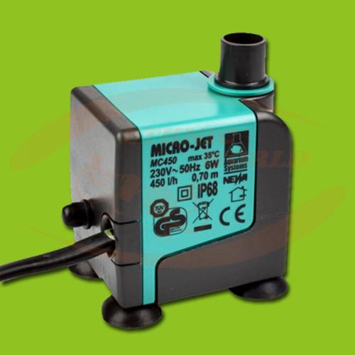 Pump 450 l/h - Hmax 0.7 - MC450 (Nutriculture)