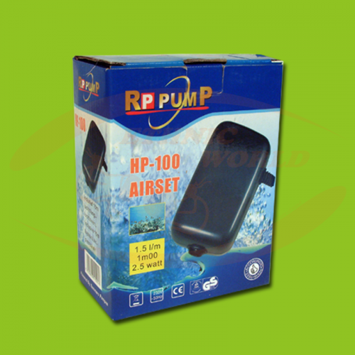 RP Pump HP-100 Airset