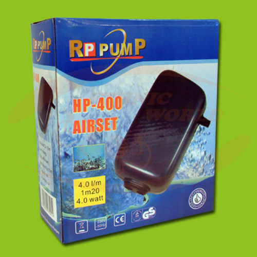RP Pump HP-400 Airset