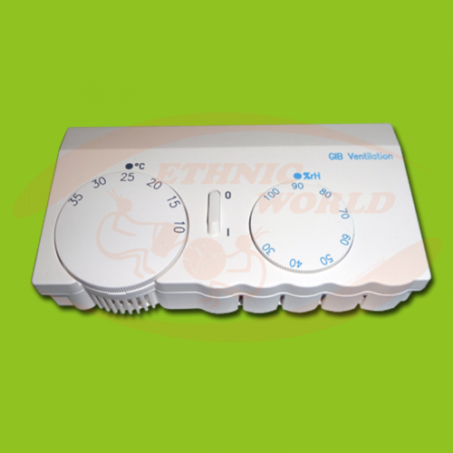 Hygrothermostat - GIB