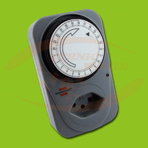 Brennenstuhl Mechanical Timer CH