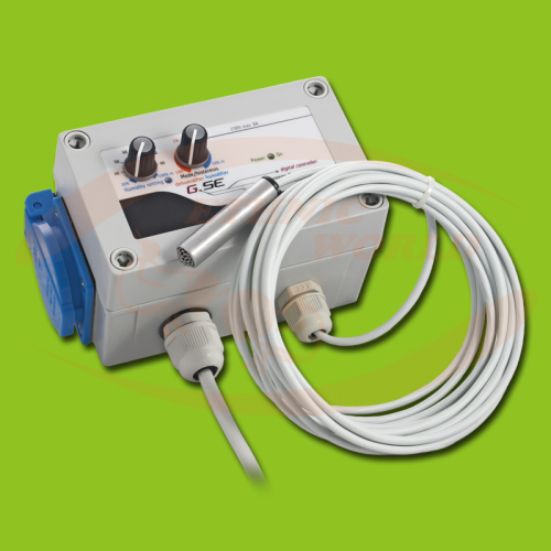 G-SE Humidifier OR De-humidifier Regulator
