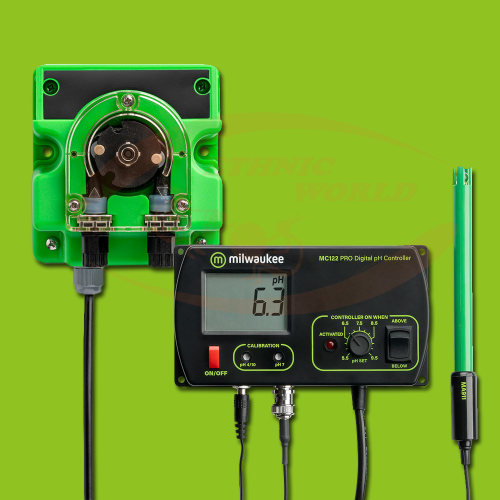Milwaukee pH Controller and Pump MC720