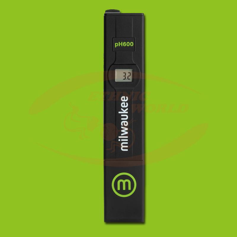 Milwaukee Pocket pH Tester pH600