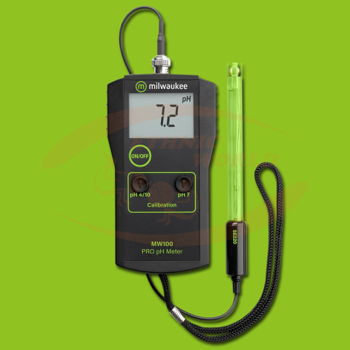 Milwaukee Portable pH meter MW-100