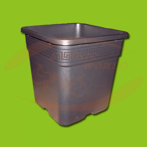 Square Pot 18 lt