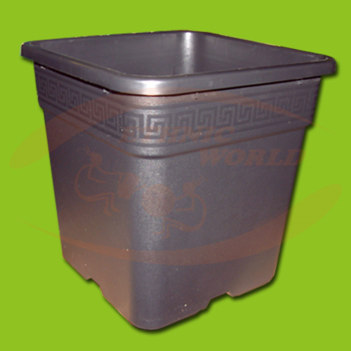 Square Pot 25 lt