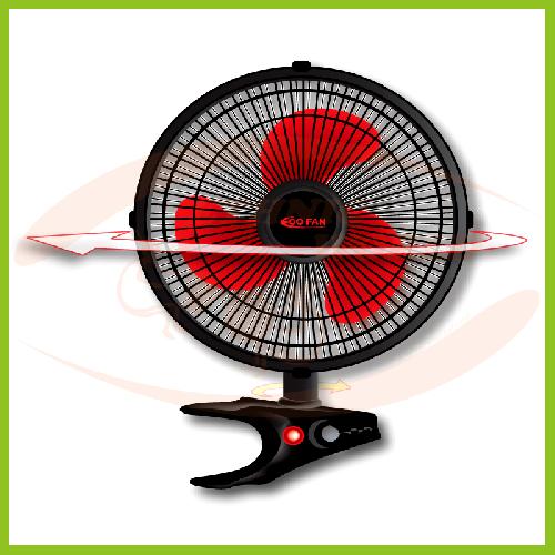 AS Clip Fan Eco Oscillating