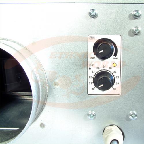 KSB 250 Un - 1300 m³/h