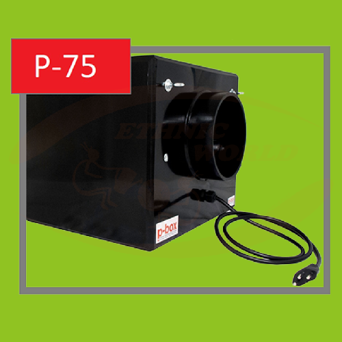 Soft Box Plastic 160 - 700 m³/h (P-Box)