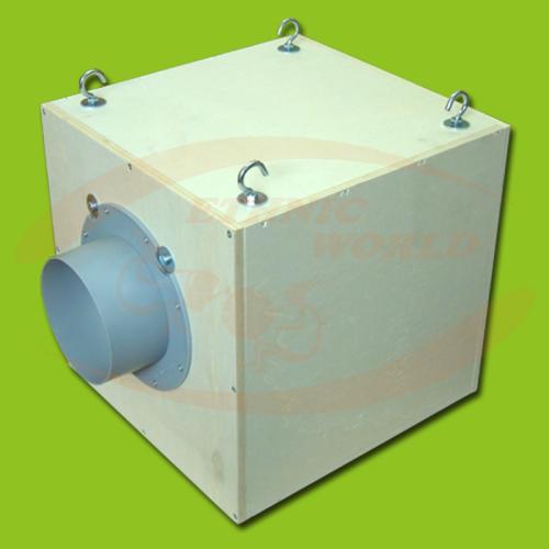 Soft Box Wood 200 - 1500 m³/h