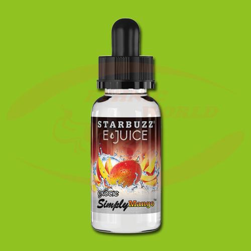 Starbuzz E-Juice - Simply Mango