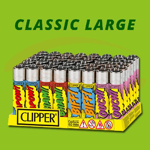 Clipper - Lighter Cartoon Sounds