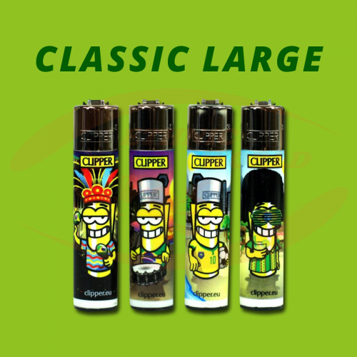 Clipper - Lighter Clipperman Brazil