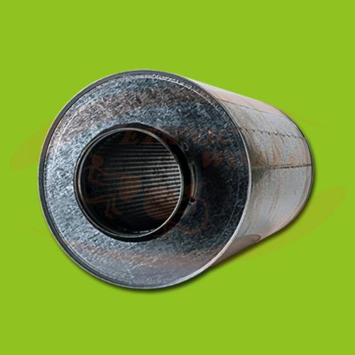 Silencer Rigid 125 mm