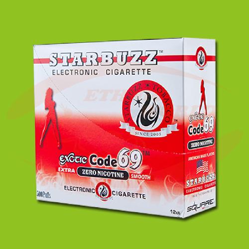 Starbuzz E-Buzz Zero Code 69