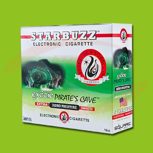 Starbuzz E-Buzz Zero Pirates Cave