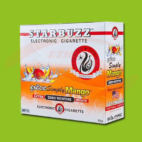 Starbuzz E-Buzz Zero Simply Mango