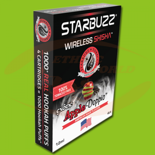 Starbuzz Wireless Shisha Apple Doppio