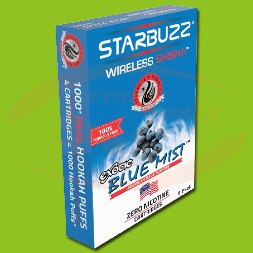 Starbuzz Wireless Shisha Blue Mist