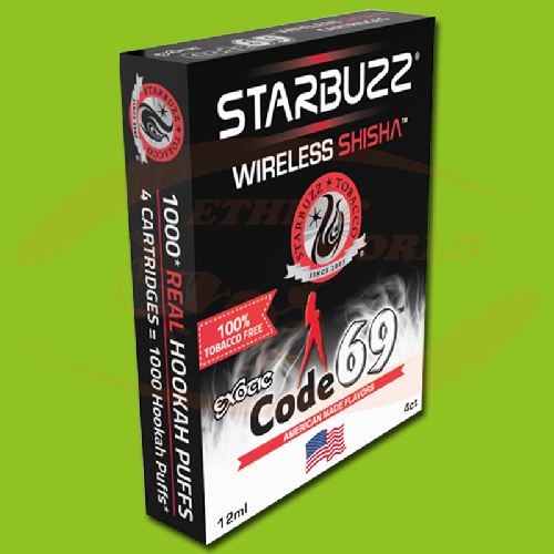 Starbuzz Wireless Shisha Code 69