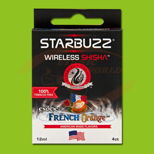 Starbuzz Wireless Shisha French Orange