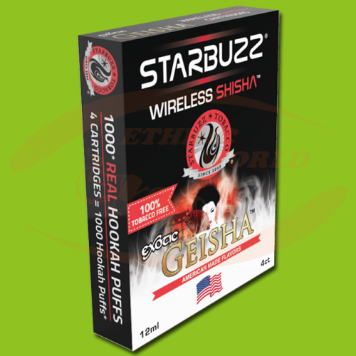 Starbuzz Wireless Shisha Geisha