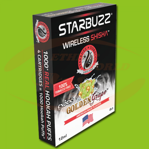 Starbuzz Wireless Shisha Golden Grape