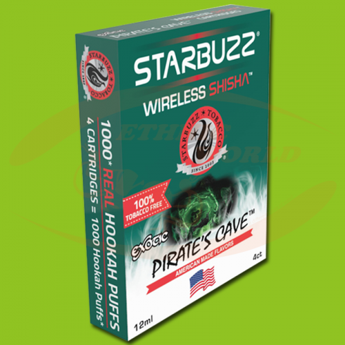 Starbuzz Wireless Shisha Pirate s Cave