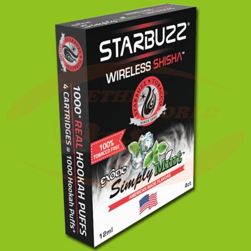 Starbuzz Wireless Shisha Simply Mint
