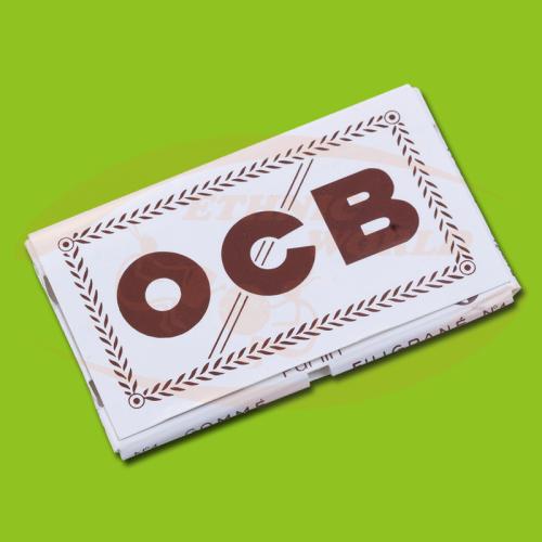 OCB no 4 (White, Short)