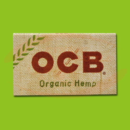OCB Organic Hemp Double (Organic, Short)