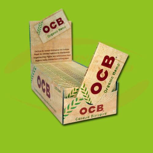 OCB Organic Hemp Double (Organic, Short)