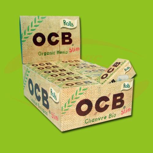 OCB Organic Hemp Rolls (Organic, Rolls)
