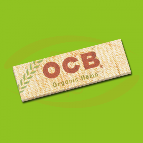 OCB Organic Hemp Single (Organic, Short)