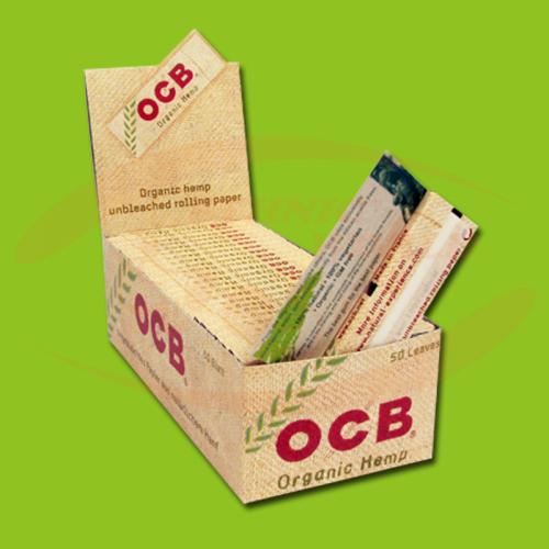 OCB Organic Hemp Single (Organic, Short)