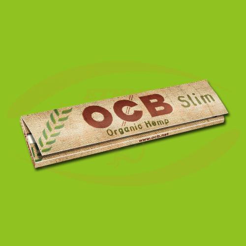 OCB Organic Hemp Slim (Organic, Long)