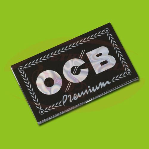 OCB Premium Double (Schwarz, Kurtz)