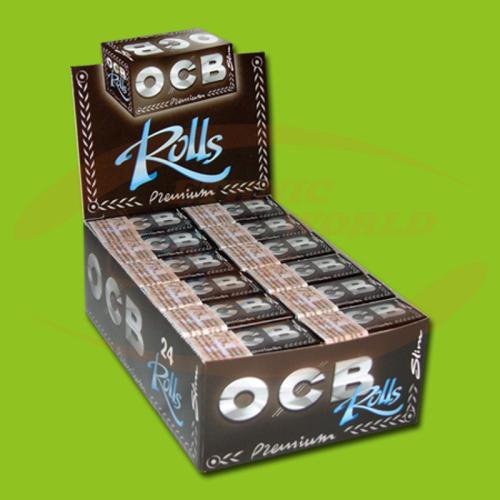 OCB Premium Slim Rolls