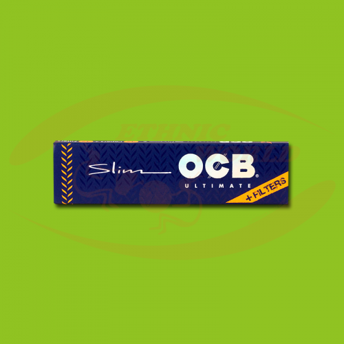 OCB Ultimate Slim +Filter (Long, Filter)